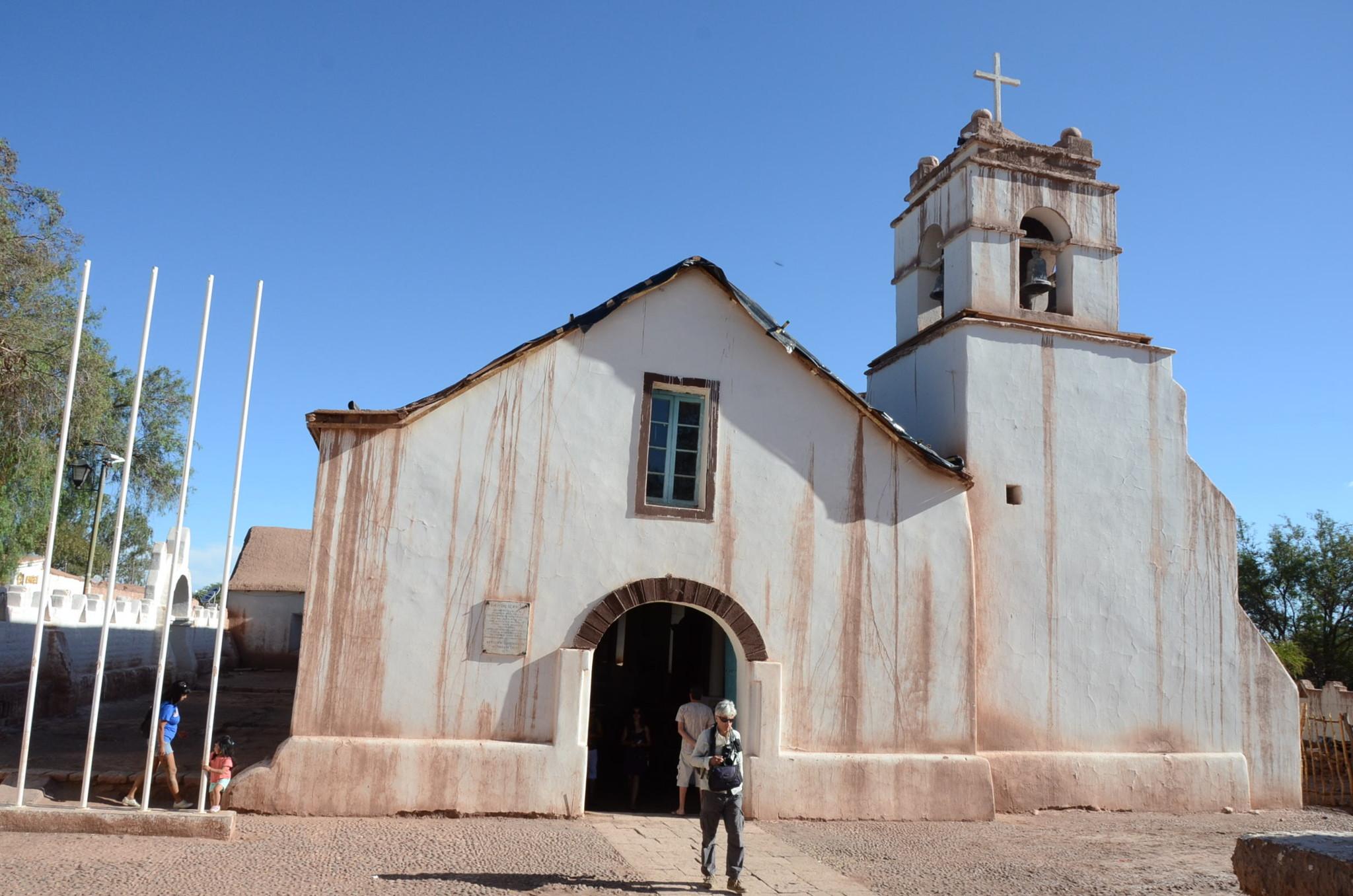 アタカマの教会